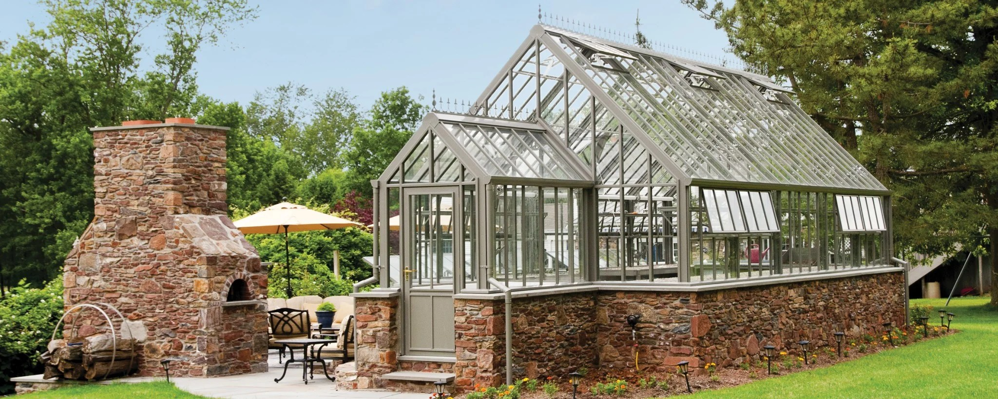 What is a bespoke greenhouse  Hartley Botanic