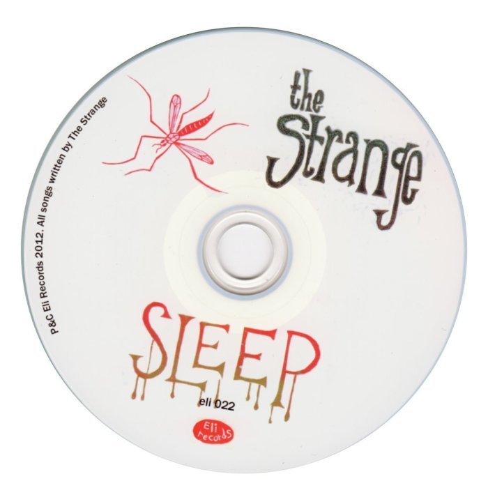 The Strange - Sleep - CD - From Eli Records