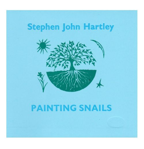 PAINTING SNAILS album - front cover