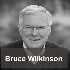 Bruce Wilkinson President & CEO, Teach Every Nation Author, The Freedom Factor: Finding Peace by Forgiving