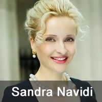 Sandra Navidi, author of Superhubs: How the Financial Elite and their Networks Rule Our World
