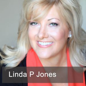 Linda Jones, host of Be Wealthy and Smart