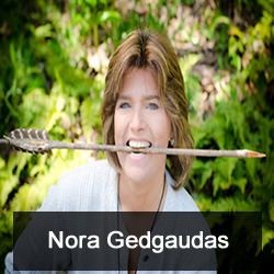 Nora Gedgaudas, author Primal Body, Primal Mind: Beyond the Paleo Diet for Total Health and a Longer Life