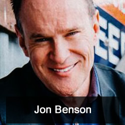 Jon Benson, creator of the Video Sales Letter