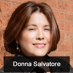 Donna Salvatore, CEO of Megalytics
