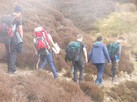 DofE Silver and Gold April 2017 --15