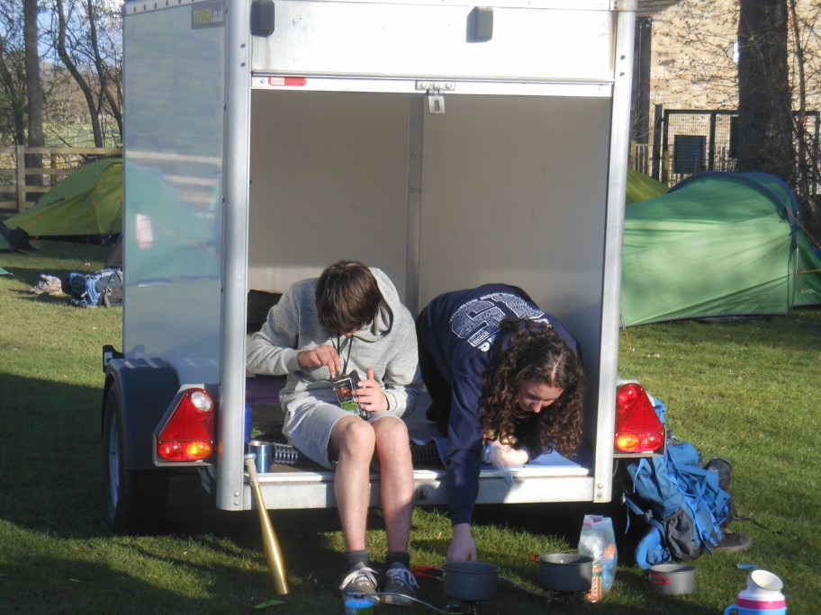 DofE Silver and Gold April 2017 --30