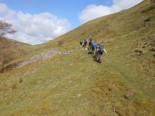 DofE Silver and Gold April 2017 --41