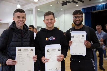 GCSE Results Day - 2019-54