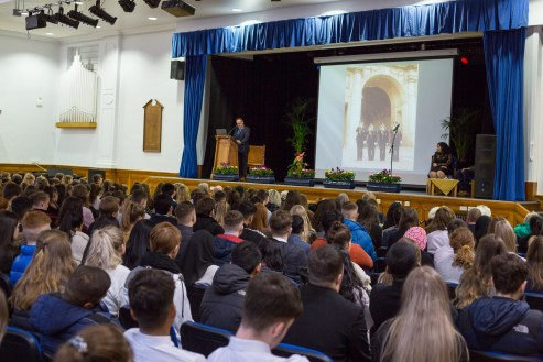 Remembrance Day Assembly 2019-1