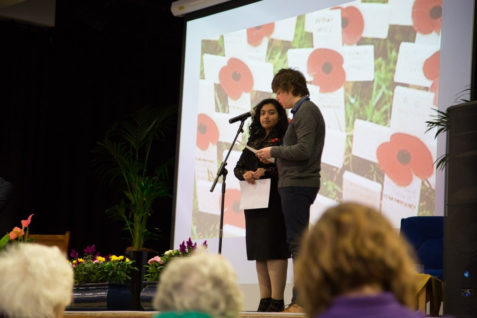 Remembrance Day Assembly 2019-16