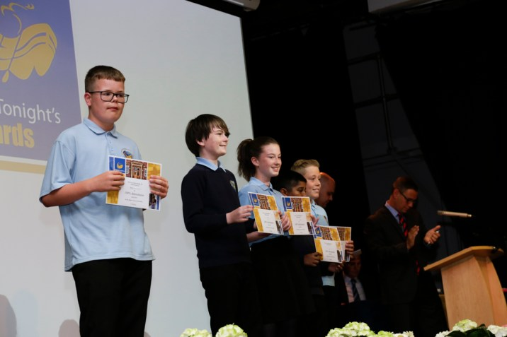 Year 7-8 Awards Evening 2018-10