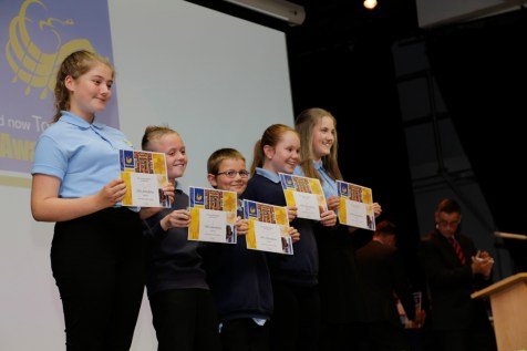 Year 7-8 Awards Evening 2018-17
