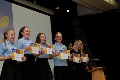 Year 7-8 Awards Evening 2018-19
