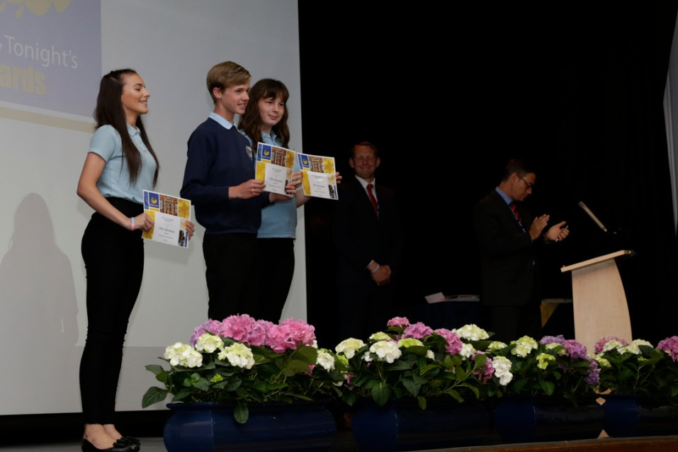 Year 9-10 Awards Evening 2018-12