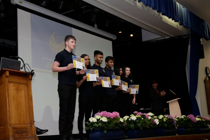 Year 9-10 Awards Evening 2018-22