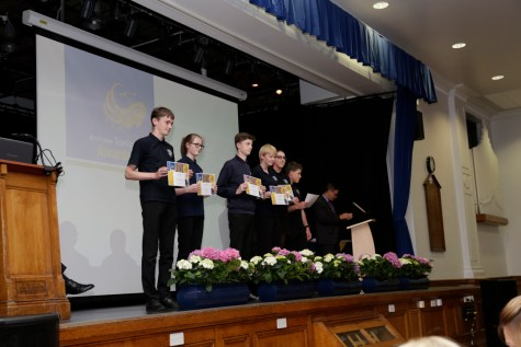 Year 9-10 Awards Evening 2018-24