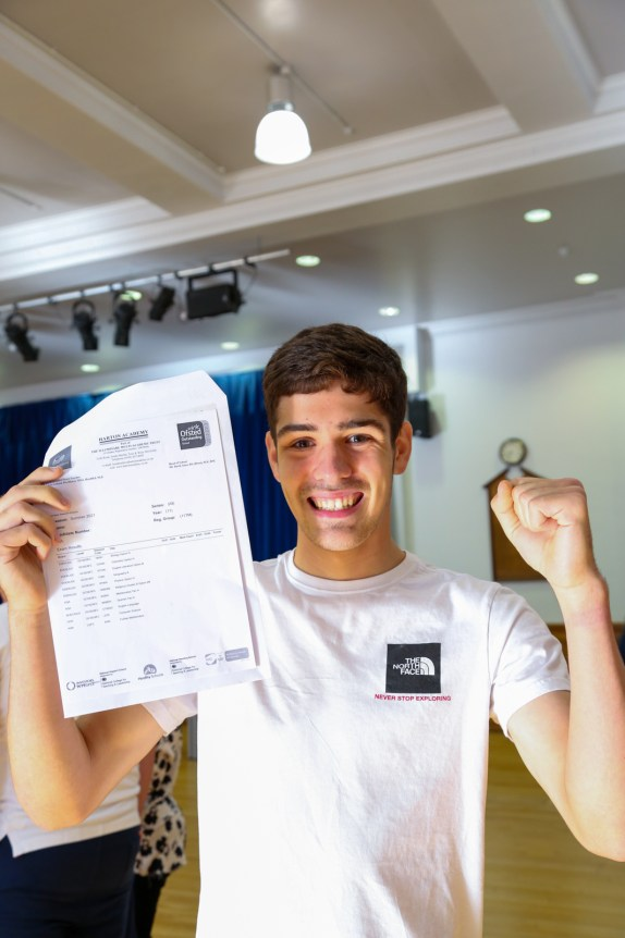 GCSE Results Day 2021_--2