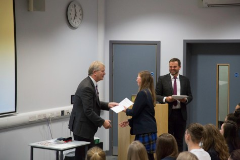 DofE Bronze Presentation Evening 2018 -7