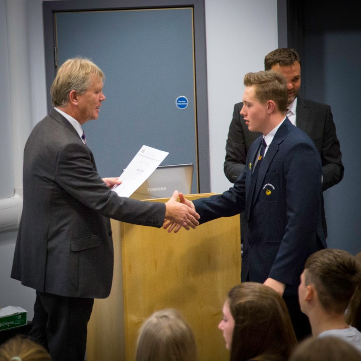 DofE Bronze Presentation Evening 2018 -11
