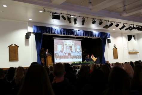 Year 11 Awards Evening 2018-2