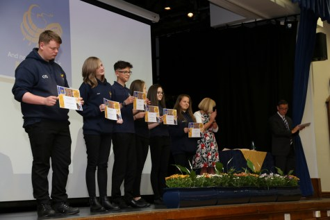 Year 11 Awards Evening 2018-18