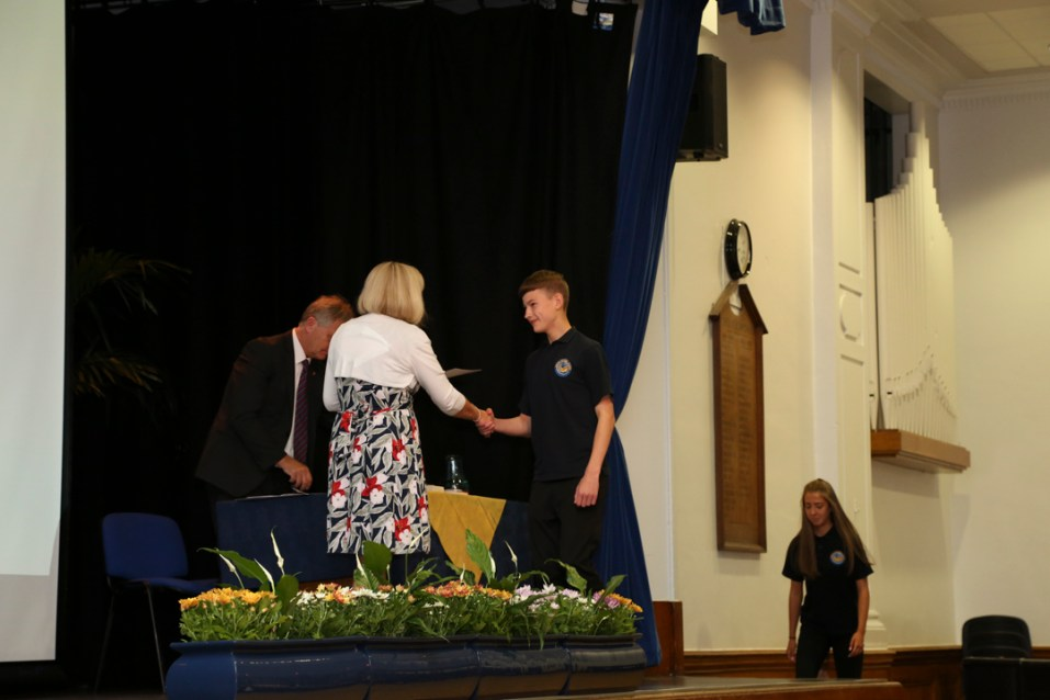 Year 11 Awards Evening 2018-20