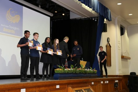 Year 11 Awards Evening 2018-23