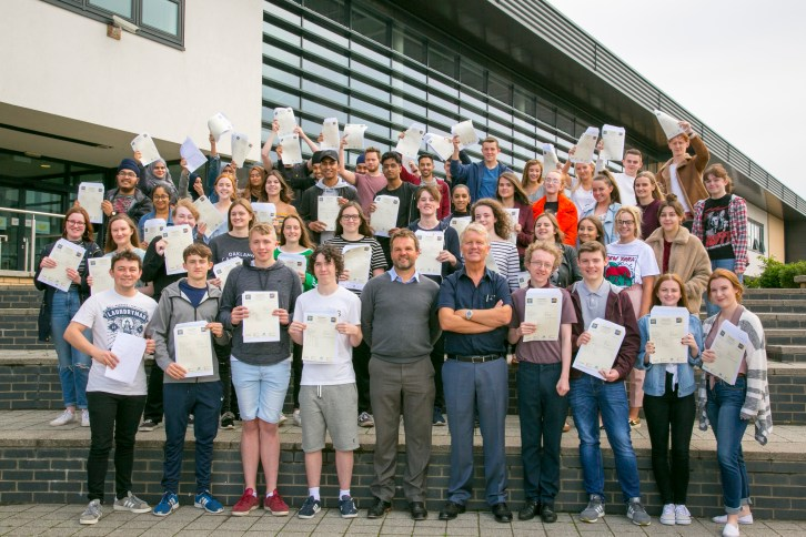 A levels Results 2018-84