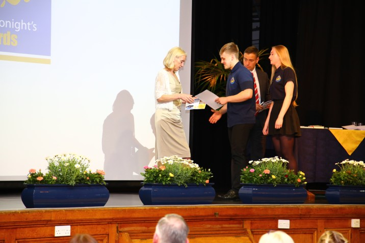 Year 11 Awards Evening 2017 - 18