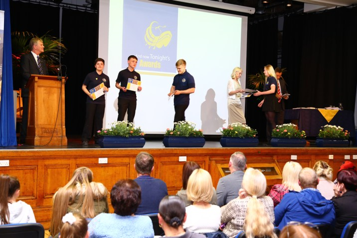 Year 11 Awards Evening 2017 - 19