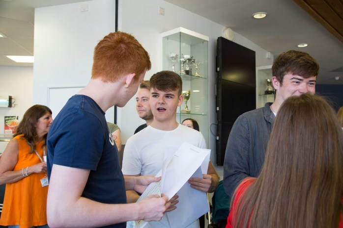 6th Form Results - 2018-11