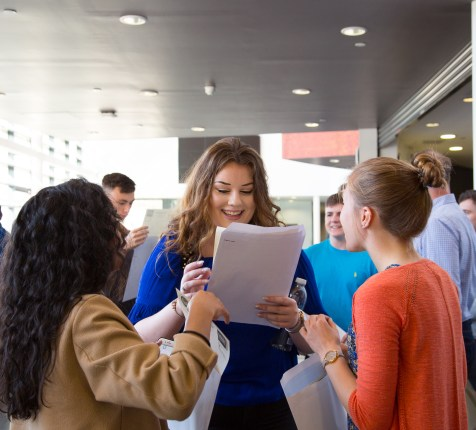 6th Form Results - 2018-13