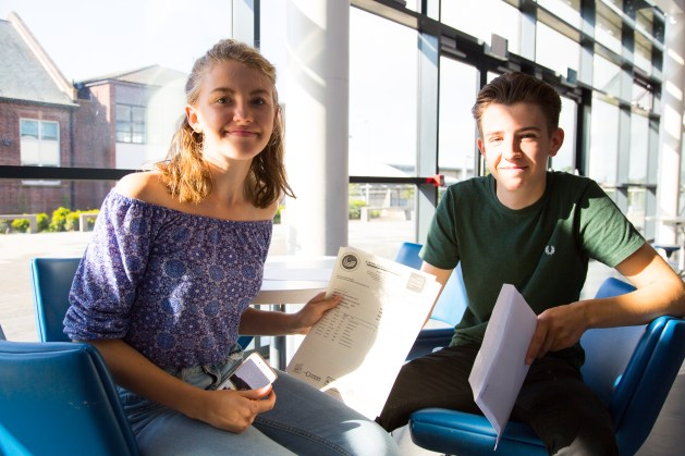6th Form Results - 2018-21