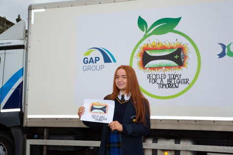 Recycle Competition - Gap Group --14