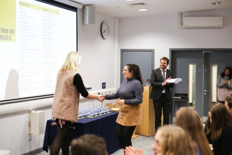 6th Form Awards Evening021