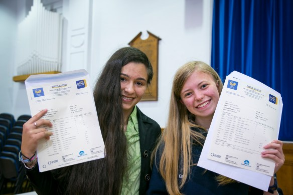A levels Results 2018-206