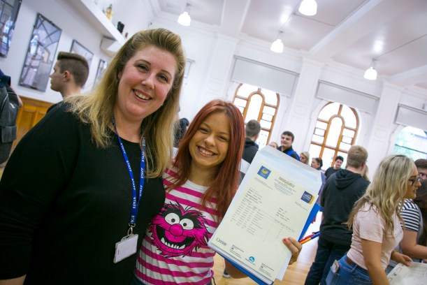 A levels Results 2018-183