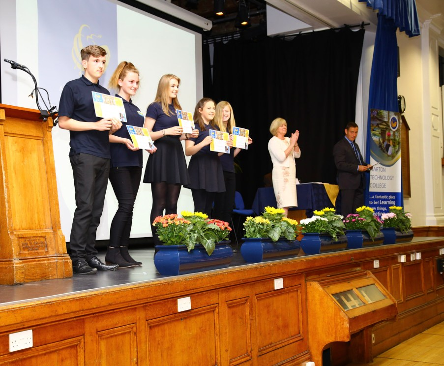 Year 9-10 Awards Evening 2017 -014