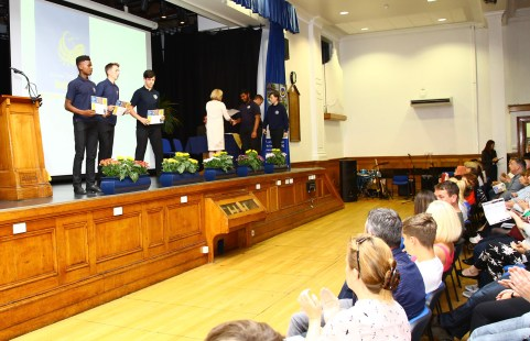Year 9-10 Awards Evening 2017 -020