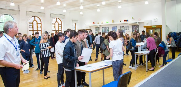 GCSE Results Day 2017 - -1