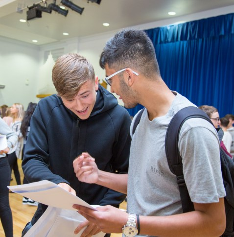 GCSE Results Day 2017 - -15