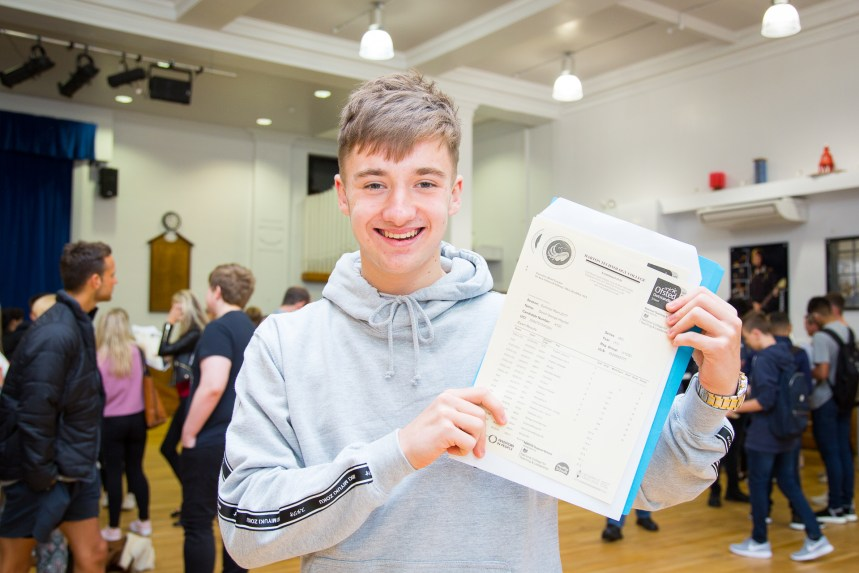 GCSE Results Day 2017 - -21