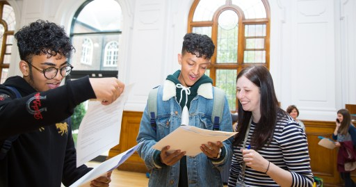 GCSE Results Day 2017 - -25