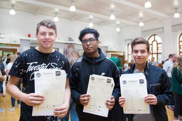 GCSE Results Day 2017 - -53
