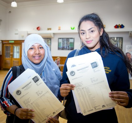 GCSE Results Day 2017 - -58