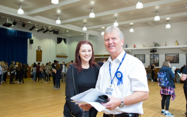 GCSE Results Day 2017 - -71