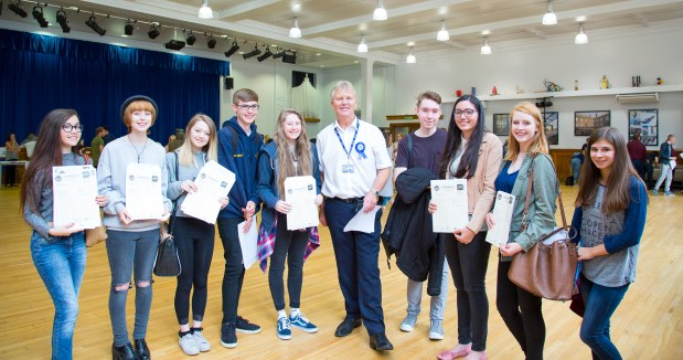 GCSE Results Day 2017 - -75