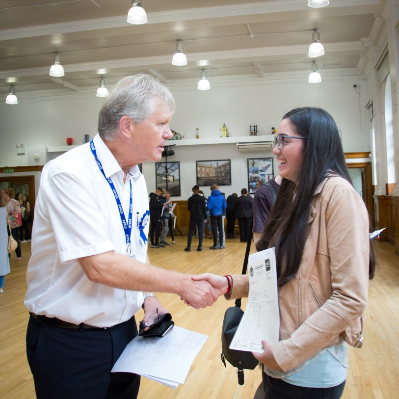 GCSE Results Day 2017 - -76