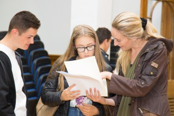 GCSE Results Day 2017 - -80